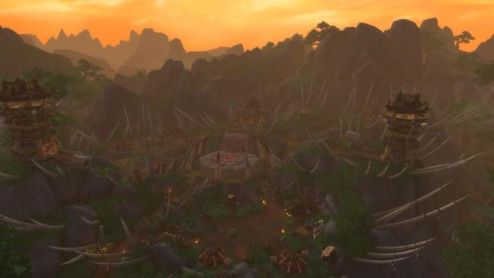 Zeth'gol tanaan jungle
