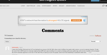 comments closed on ted rall column in la times