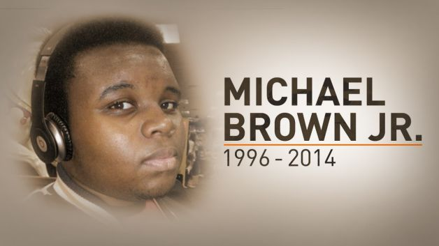 RIP Michael Brown