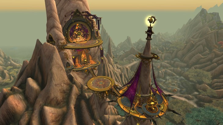 warlords of draenor Spires of Arak
