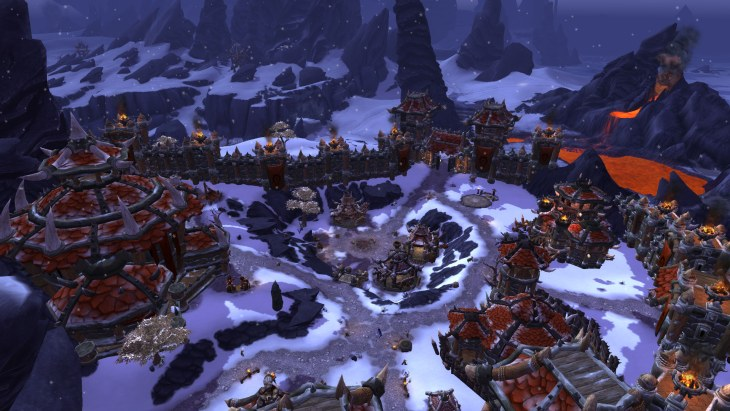 Horde garrison again