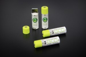IMG - ECO USBCELL Rechargeable Battery