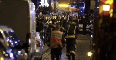 why paris isis paris shootings