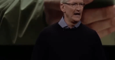 Tim Cook Apple ACLU FBI standoff