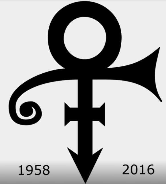 Prince symbol prince dead