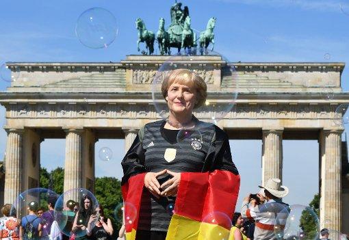 Germany Wins Europe Queen Angela Merkel