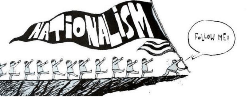 nationalism vs patriotism