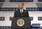 White House Frontiers Conference 2016 president barack obama's address october 13 2016 wtae tv pittsburgh