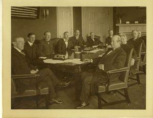 wilsons_presidential_cabinet_4453861941