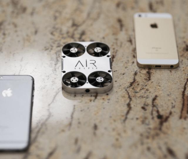 Air Selfie Review Airselfie Drone Airselfie Kickstarter Pre Orders Flying Camera