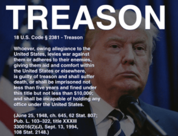 donald trump guiliani mcconnell comey treason