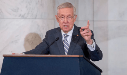 harry reid jim comey should resign reid trump russia treason investigation