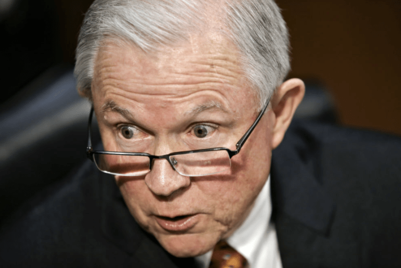 confirmation hearings jeff sessions attorney general cannabis criminalize cannabis