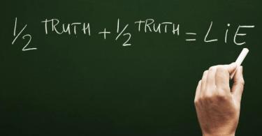 alternative facts Doublespeak