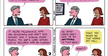 polltical suicide