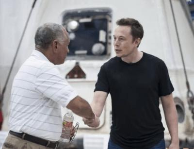 Elon Musk SpaceX Mars presentation