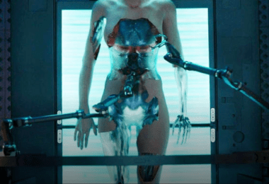 Ghost in the Shell review a good review