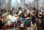 roman orgies hugh hefner ted rall