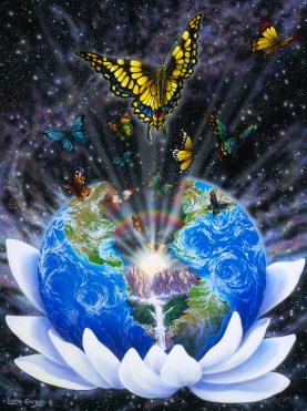 The Call for A New Earth Movement - A New Earth Movement