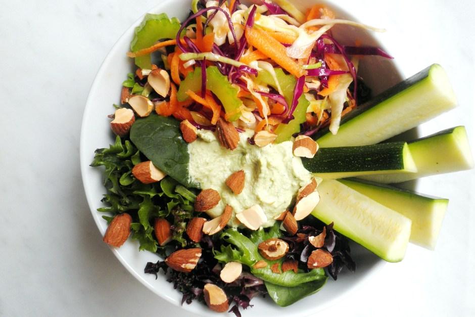 Rainbow Salad Bowl