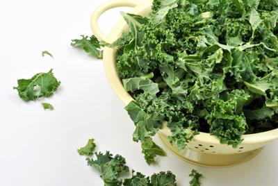 Simply Splendid Kale Salad