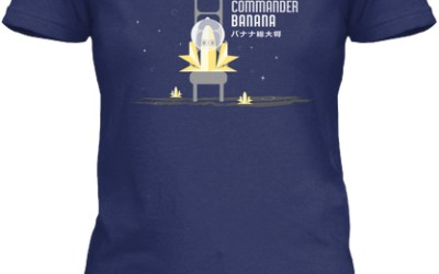 REVENGE OF THE BANANAS T-Shirt – Joining the Forces of Good Health