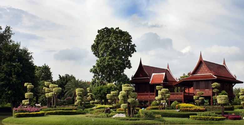 Scenery in Thailand
