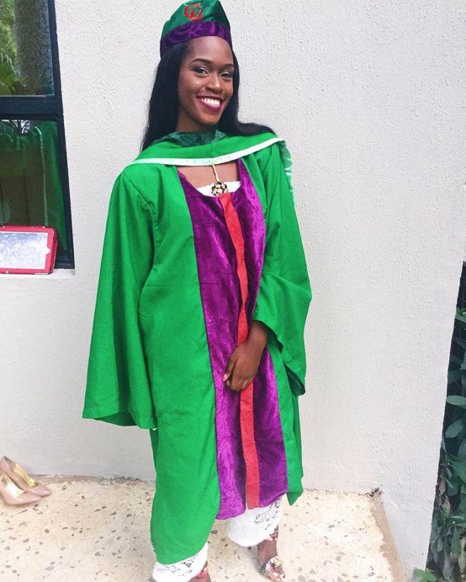 Maraji 2016 graduation photo