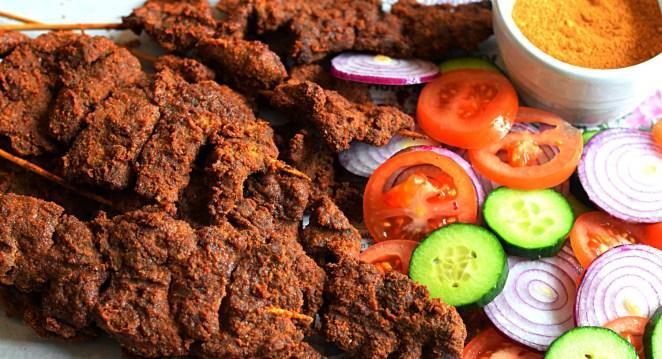 BBQ | Suya | Indomie | Sharwama | Joint