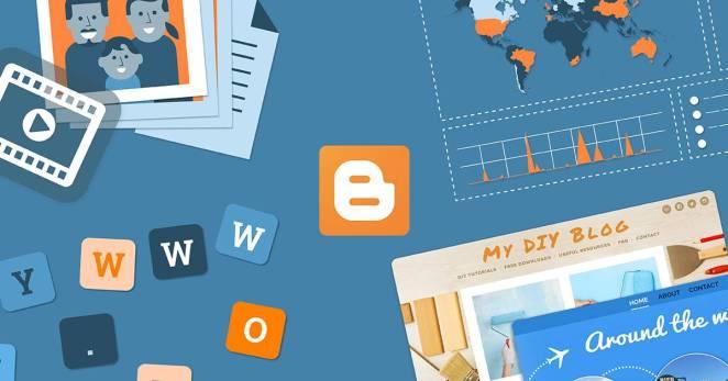 Now, Google Blogspot/Blogger