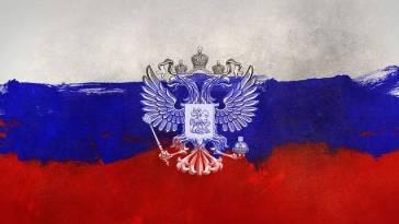 Russia Flag