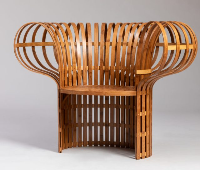 The Bamboo Chair