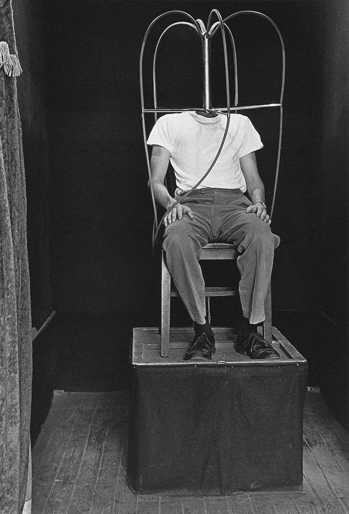 W.M.H. – 7/30/16 (Diane Arbus, 1961)