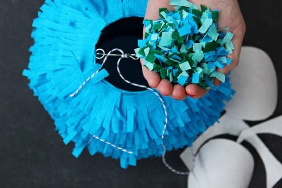 Piñata casera