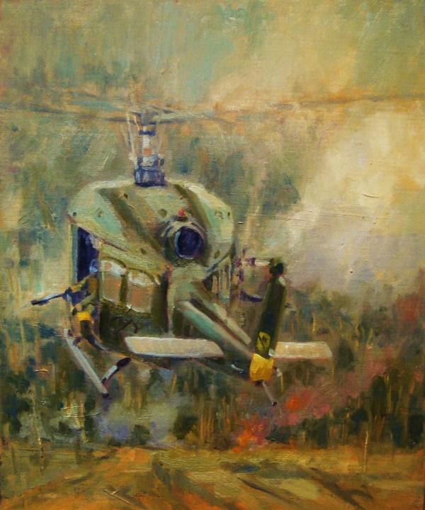 Vietnam War Military Paintings