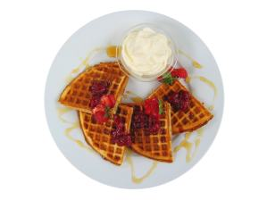 "Beyond the Belgians: 10 ""Non-Waffle"" Recipes for Your Waffle Iron"