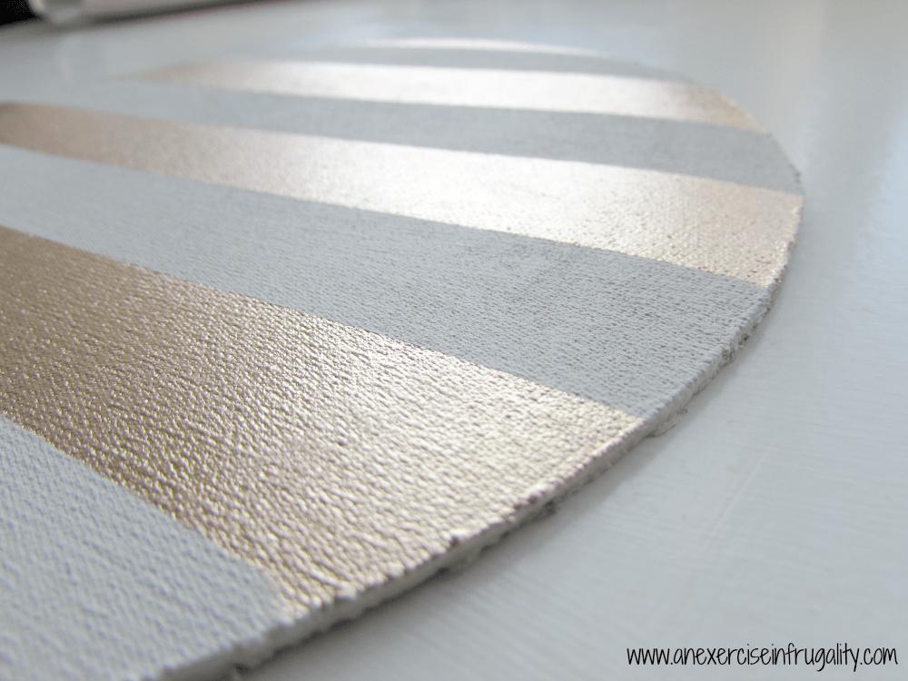 Gold Stripe Mousepad 7