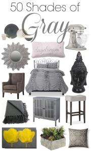 Fifty Shades of Grey-For Your Home