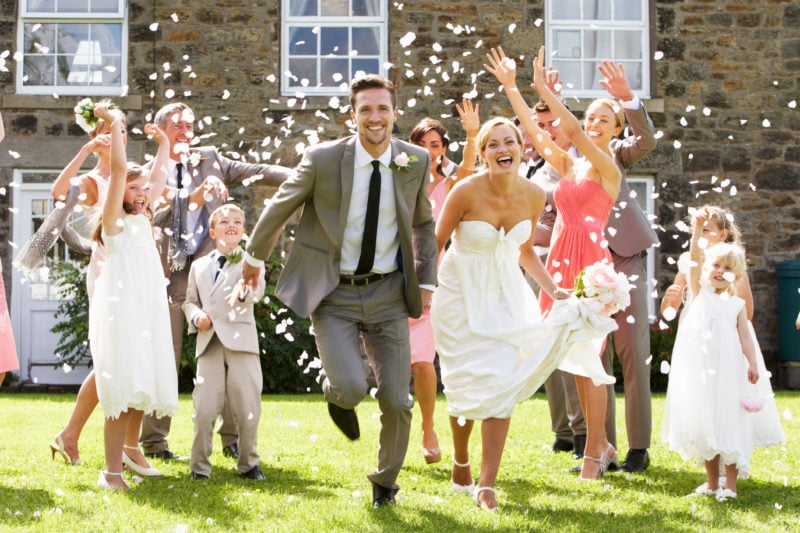 5 Secrets to a Successful Budget Wedding