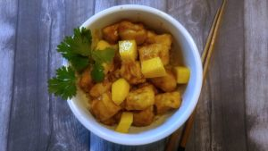 Low Carb Mango Chicken Recipe