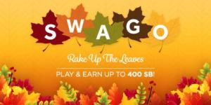 Swago Starts Tomorrow!