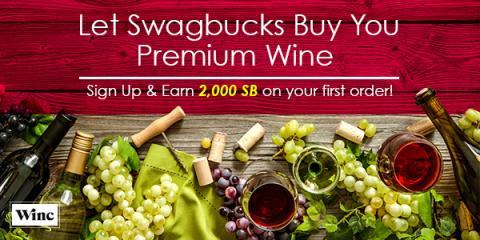 swagbucks premium wine
