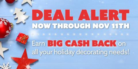 Swagbucks Cash Back Holiday