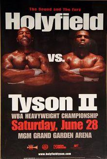 Holyfield-Tyson_II_poster