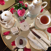 Afternoon Tea at the Crystal Lounge | St Regis Abu Dhabi