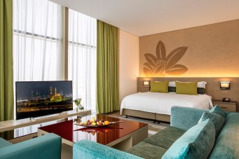 Club Rotana Premium Room 2- Downtown Rotana