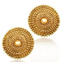 Designer Studs Earrings Excellent Gold Stud Earrings ...