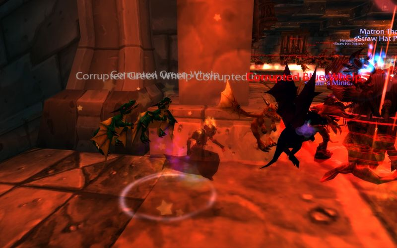 shadow priest in the supression room of Blackwing Lair