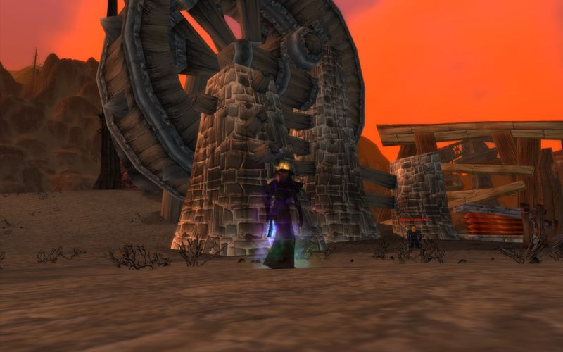 shadow priest considering a new career in smelting