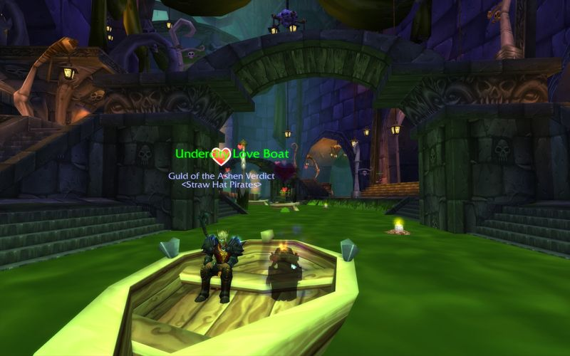 me and my sweetie taking a love boat cruise in Undercity last year